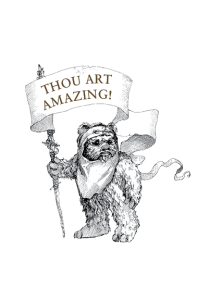 Thou Art Amazing